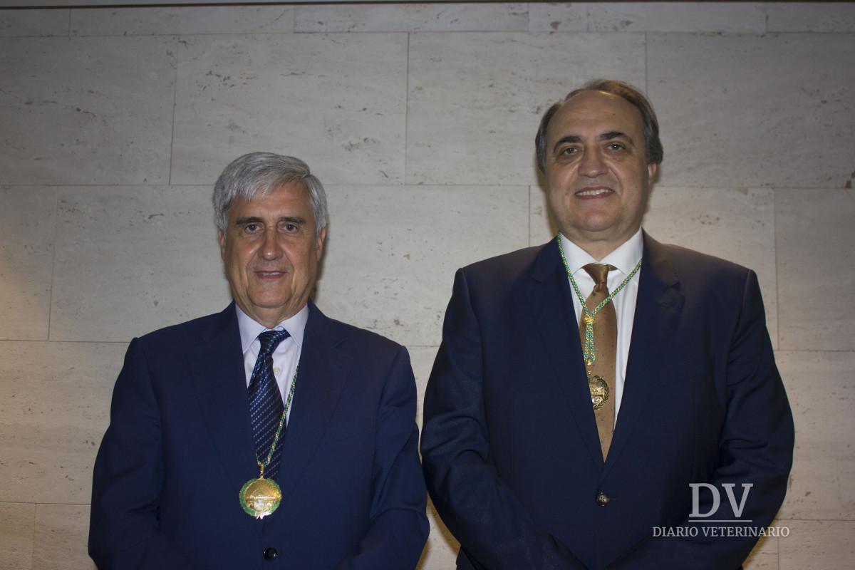 Juan José Badiola y Luis Alberto Calvo